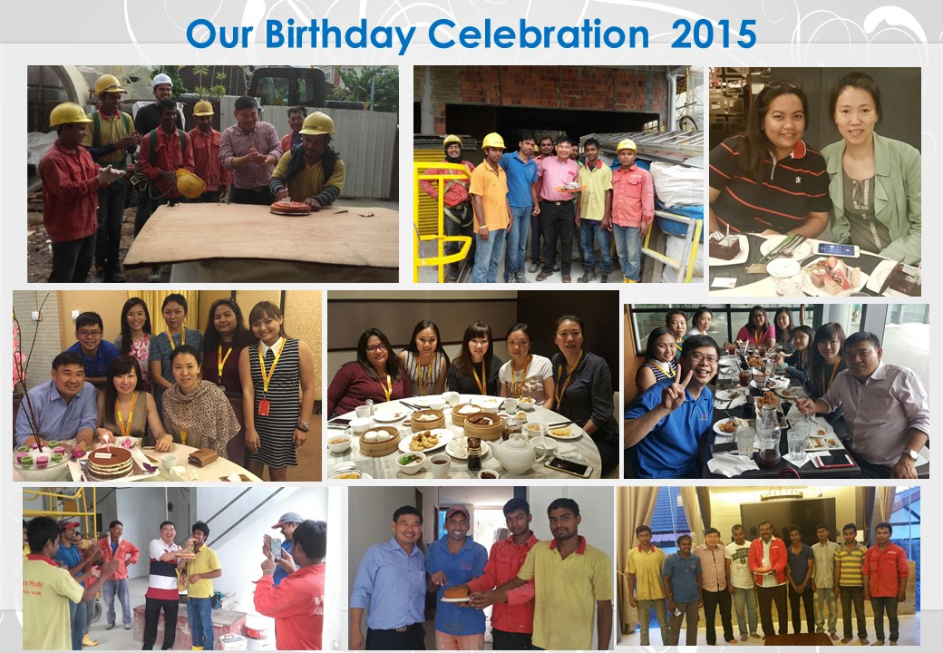 Birthday Celebration 2015
