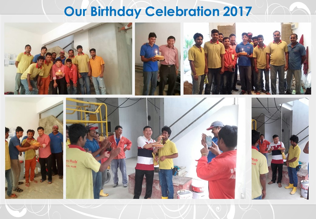Birthday Celebration 2017